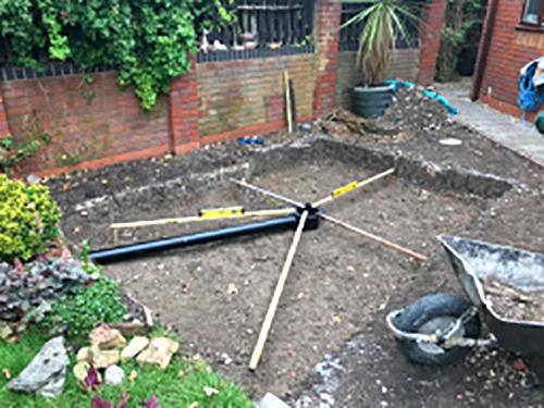 Pond Construction Burnham-on-Sea